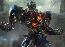Optimus gào thét trong hình ảnh mới của Transformers - Age of Extinction