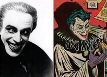 Nguồn gốc của những nhân vật phản diện nổi tiếng