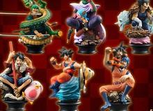 Cực lạ với bộ cờ vua mang phong cách truyện tranh manga