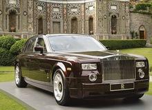 Điều gì làm nên những chiếc xe siêu sang Roll Royce?