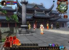 Toái Hồn - Game online 3D có đề tài Thủy Hử