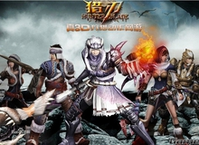 Tìm hiểu thêm về Hunter Blade sắp phát hành tại Việt Nam