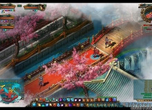 Cự Long - Tựa game có bối cảnh Thất Hùng Tranh Bá