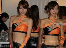 Tuyệt vời như các showgirl tại Tokyo Game Show 2013 (P1)