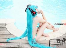 Tổng hợp cosplay siêu đẹp về vocaloid Hatsune Miku