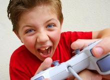 Trẻ em ngày nay chơi game từ rất sớm
