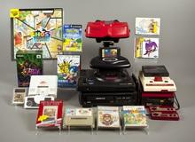 Tới thăm viện bảo tàng video game với gần 7.000 trò