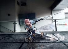 Tròn mắt với bộ cosplay siêu đỉnh về Lightning