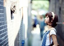 Những tập ảnh hết sức nghệ thuật của cô bé Miêu Tử (P1)