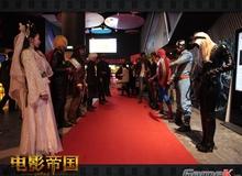 Bộ cosplay quảng bá vui nhộn của Điện Ảnh Đế Quốc