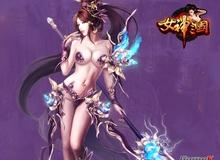 Nữ Thần Tam Quốc - Sản phẩm đa nền có phong cách hấp dẫn