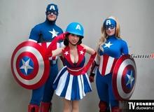 Các bộ cosplay cực chất của nước ngoài
