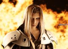 Bộ ảnh cosplay tuyệt đẹp về Sephiroth