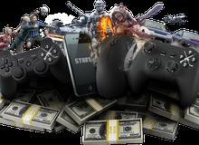 Doanh thu ngành game sẽ đạt mức 100 tỷ USD trong năm 2017
