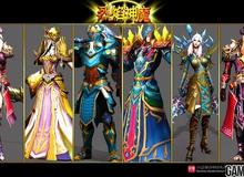 Top game online Trung Quốc mới được giới thiệu gần đây