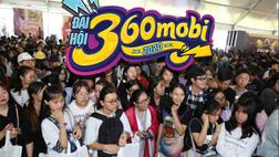 """""""Biển người"""" tham gia Đại hội 360mobi 2020: Thiết lập kỷ lục một trong những sự kiện game đông nhất Việt Nam từ trước đến nay"""