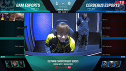 'Cú lừa' hết: Zeros comeback VCS với vị tướng Sett dù thua tới 11 trận rank thông, vẫn đủ giúp GAM hủy diệt CERBERUS