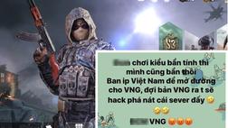 Call Of Duty Mobile: Trẻ trâu kêu gọi 'hack nát server VNG' khi ra mắt, chán hẳn ý thức game thủ Việt
