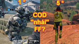 """Call of Duty: Mobile VN vừa ra, các sửu nhi đã chửi game """"nhái"""" Free Fire, hò nhau vote 1 sao"""