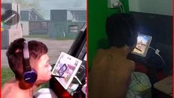 Nam game thủ cụt cả 2 tay vẫn stream PUBG Mobile kiếm sống khiến cộng đồng khâm phục