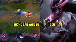 LMHT: Hướng dẫn 'phá đảo thế giới ảo' với Yone từ trình độ nhập môn tới cao thủ