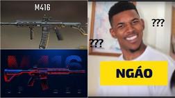 """Nói không hề tồn tại thứ gọi là M416 ngoài đời, người chơi bị đồng đội """"cuồng game"""" chê """"ngáo"""""""
