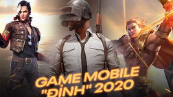 """Những game mobile xuất sắc nhất Việt Nam, người chơi chắc chắn sẽ bất ngờ với """"Top 1 server"""""""