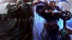 Rốt cục Garen hay Darius là kẻ mạnh hơn trong Tốc Chiến?