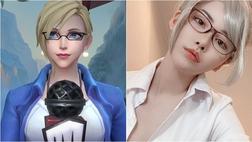 Cộng đồng game thủ Tốc Chiến mê mẩn với skin mới của Janna giống y hệt mỹ nhân 18+