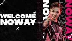 Nóng! Noway trở lại Tốc Chiến với vai trò đặc biệt, tham vọng giành cả chức vô địch lẫn slot SEA Games