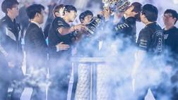 Không chỉ lật đổ đế chế SKT T1, Ambition và đồng đội còn lập nên những kỷ lục trong lịch sử LMHT