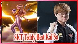(Video Vietsub) Cầm Kai'sa giết 22 mạng gánh team cực mạnh, Teddy thể hiện bản năng sát thủ cực mạnh
