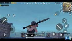 PUBG Mobile: Súng chống tăng RPG là