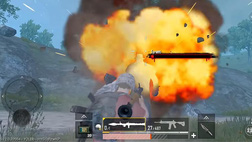 PUBG Mobile: Súng phóng lựu RPG không đủ lực để