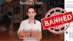 Nam Blue và cả loạt hot streamer bị khóa tài khoản ngay trong trận showmatch