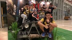 Những hình ảnh đầu tiên của 2 đội tuyển Việt Nam tại chung kết PUBG Mobile Đông Nam Á
