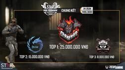 Toàn cảnh STAR PUBG TOURNAMENT - Giải đấu bất ngờ toàn top team Việt Nam: Refund, Sky Gaming, Divine, Cerberus...