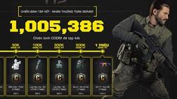 Call of Duty: Mobile VN vượt mốc 1 triệu đăng ký tải game trước ra mắt