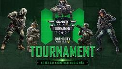 Call of Duty Mobile Tournament & những điểm nóng đến 1.000 độ C