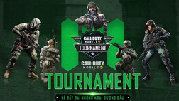 06 gương mặt vào Tứ kết giải đấu Call of Duty Mobile Tournament