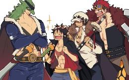 One Piece: Luffy nhận ra X-Drake ngay từ lần gặp đầu tiên và những chi tiết có thể bạn đã bỏ lỡ trong chap 991