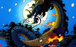 """Spoiler nhanh One Piece chap 992: Kaido dùng sấm sét tấn công Cửu Hồng Bao, Momo không muốn nhận """"cha"""""""