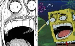 """One Piece: Cười sái quai hàm trước loạt meme đầy biểu cảm của """"Chúa Trời"""" Enel, một sự trở lại không thể """"mặn"""" hơn"""