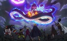 """One Piece 992: Nhóm Luffy chớ vội mừng, Kaido vẫn còn đang giấu dạng """"biến hình"""" mạnh nhất và khi tung ra thì sẽ đè bẹp tất cả"""