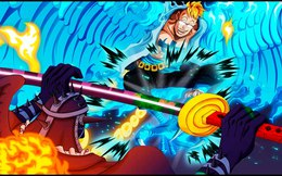 Dự đoán One Piece chap 993: Kaido gặp khó, Phượng Hoàng Marco ngăn cản King Hỏa Hoạn tiếp cứu?