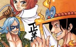 Có tới 2 người cùng ăn Mera Mera No Mi trong One Piece Ace's Story, nhưng chỉ có 1 người thành công
