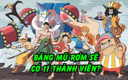 One Piece: Sau khi Jinbe gia nhập, Luffy sắp có thành viên thứ 10 trong băng?