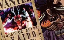 """One Piece: Sức mạnh lớn nhất của Kaido chính là khả năng hồi phục, biệt danh""""sinh vật mạnh nhất thế giới"""" nhờ thế mà có?"""