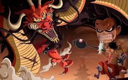 """One Piece: Phải chăng đã đến lúc Cửu Hồng Bao """"tất tay"""" với Kaido, mở đường cho Luffy thể hiện?"""