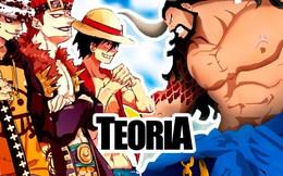 Dự đoán One Piece chap 994: Cửu Hồng Bao gặp nguy trước Kaido, Zoro đối đầu Queen Bệnh Dịch?